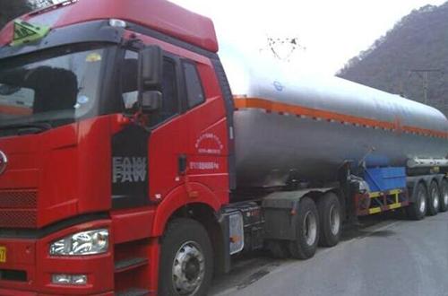 Transportation of Dangerous Goods in Lianyungang