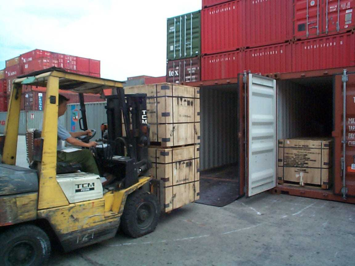 Lianyungang freight forwarder