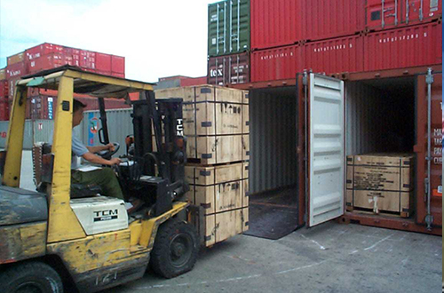 Lianyungang Import Forwarder